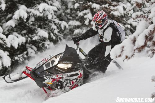 2012 Snowmobiles of the Year: Best of the West