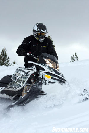 2012 Ski-Doo Freeride Review