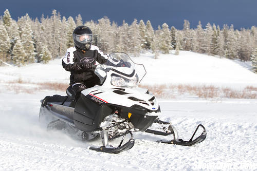 2012 Polaris 550 Shift 136