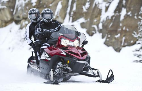2012 Polaris Turbo IQ LXT