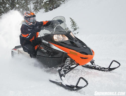 2012 Arctic Cat F570