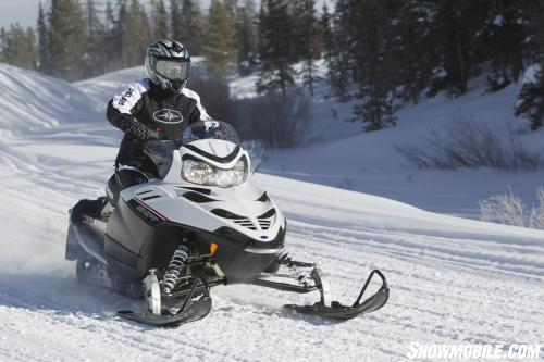 2012 Polaris 550 IQ Shift
