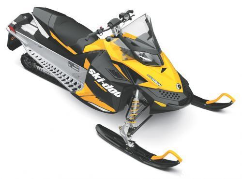 2012 Ski-Doo MXZ 550F