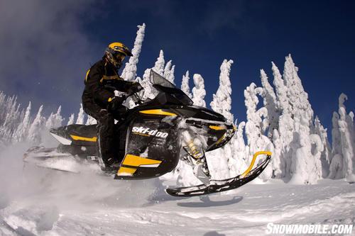 2012 Ski-Doo Renegade 1200