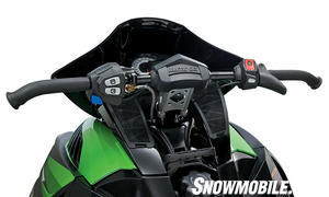 2012 Arctic Cat ProCross F800 LXR