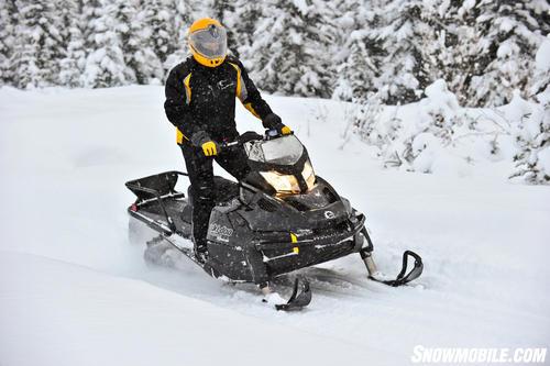 2012 Ski-Doo Tundra Xtreme Review