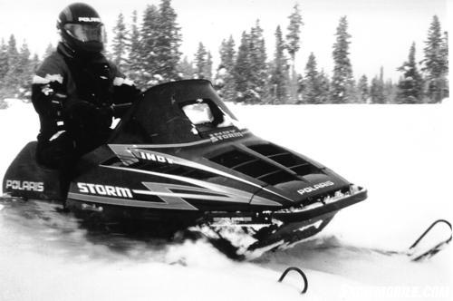 1996 Polaris Indy Storm