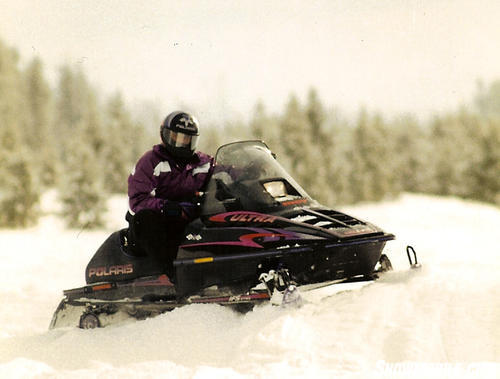 1996 Polaris Indy Ultra