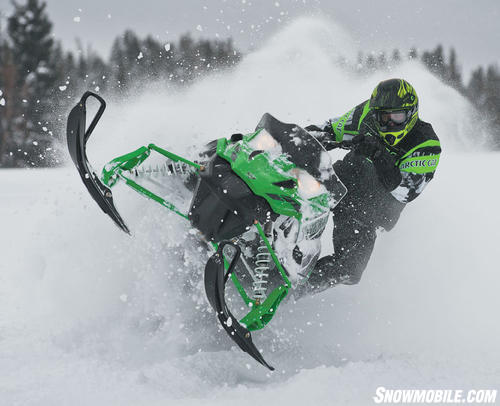2012 Arctic Cat Sno Pro 500