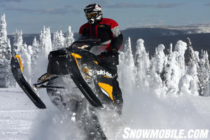 2012 Ski-Doo Summit SP 600