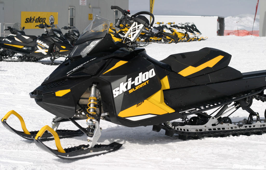 2012 Ski-Doo Snowmobiles