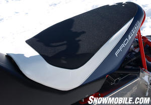 2012 Polaris 600 Switchback Seat