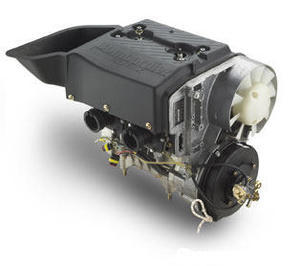2012 Ski-Doo Tundra 550 Engine