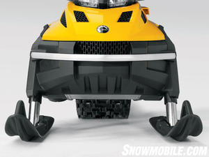 2012 Ski-Doo Tundra Front Suspension