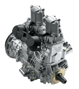 2012 Ski-Doo GSX LE 600  e-tec twin engine