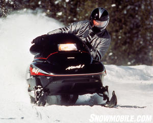 Ski-Doo Mach 1 Front