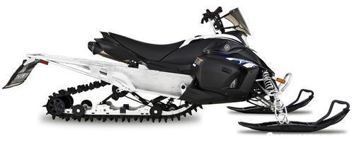 2012 Yamaha Phazer MTX Profile