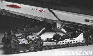 2012 Ski-Doo Expedition LE 600 Rear Suspension