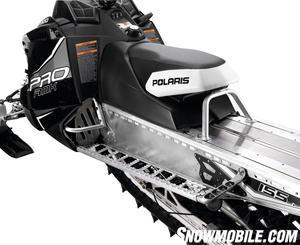 2013 Polaris 800-Pro-RMK 155 Seat Tunnel