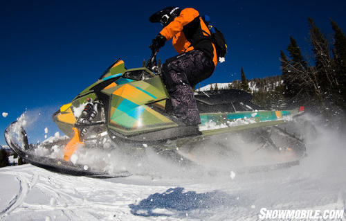 2013 Ski-Doo Freeride 800R