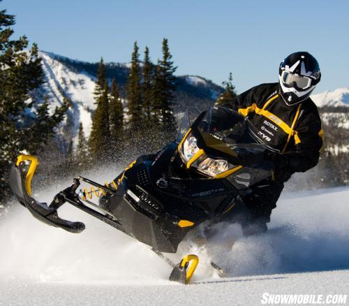 2013 Ski-Doo Renegade 800 E-TEC