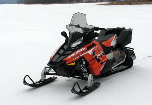 2012 Polaris 800 Switchback Pro-R Project