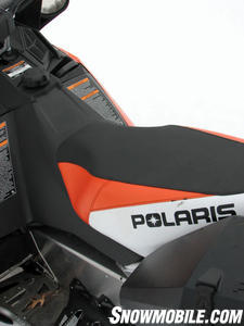 2012 Polaris 800 Switchback Pro-R seat