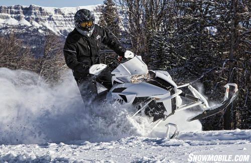 2013 Arctic Cat XF800 Sno Pro Limited Action