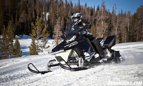 2013 Polaris 800 Switchback Adventure Snow Check