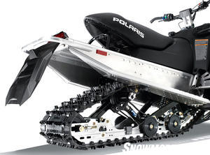 2013 Polaris Indy 600 Suspension