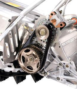 2013 Polaris RMK Low Enertia Drive