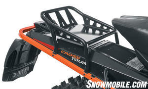 2013 Arctic Cat XF1100 Cross Tour Rear Rack