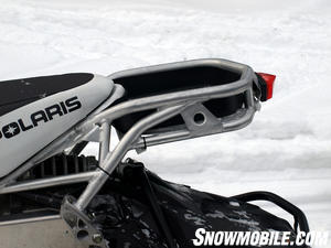 2013 Polaris 800 Switchback Adventure Cargo Rack