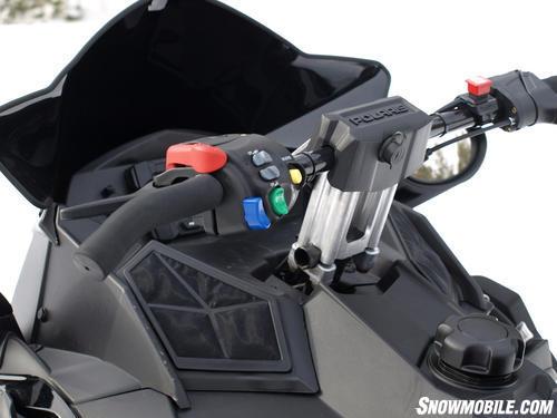 2013 Polaris 800 Switchback Adventure Handlebars