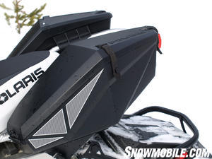 2013 Polaris 800 Switchback Adventure Rear Bags