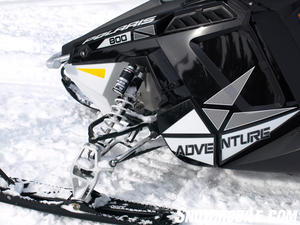 2013 Polaris 800 Switchback Adventure Walker Evans Shocks