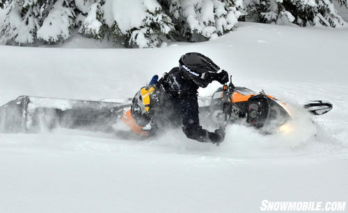 2013 Ski-Doo Summit X Carving