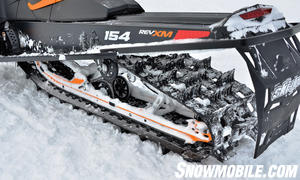2013 Ski-Doo Summit X Powder Max Track