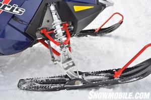 2013 Polaris 800 Pro-RMK Ski
