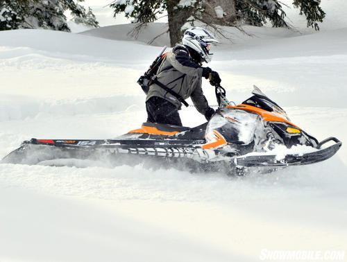 Ski-Doo tMotion Action Right