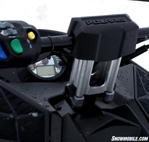 2013 Polaris 600 Indy SP Riser