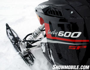 2013 Polaris 600 Indy SP Ski A-arm