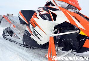 2013 Arctic Cat M8 Sno Pro A-Arm