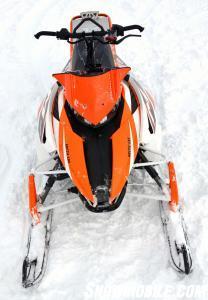 2013 Arctic Cat M8 Sno Pro Overhead
