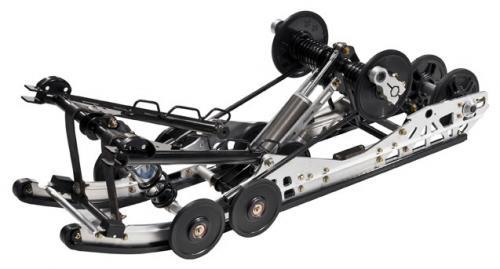 2013 Arctic Cat F800 Sno Pro RR Skid