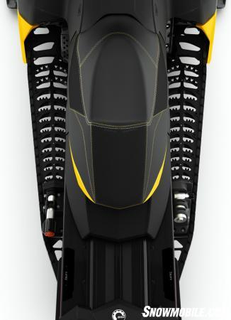 2013 Ski-Doo MXZ TNT 800 E-TEC REV-XS running boards