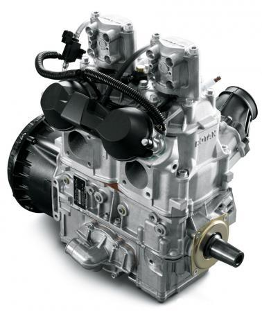 2013 Ski-Doo MXZ TNT Engine 800R E-TEC