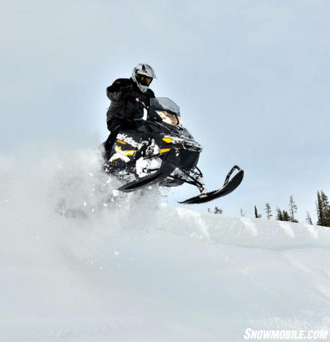 2012 Ski-Doo Summit X 800