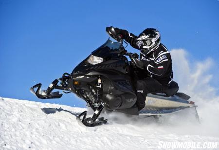 2013 Yamaha FX Nytro XTX  black