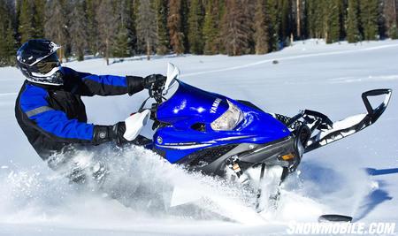 2013 Yamaha FX Nytro XTX 1.75 blue